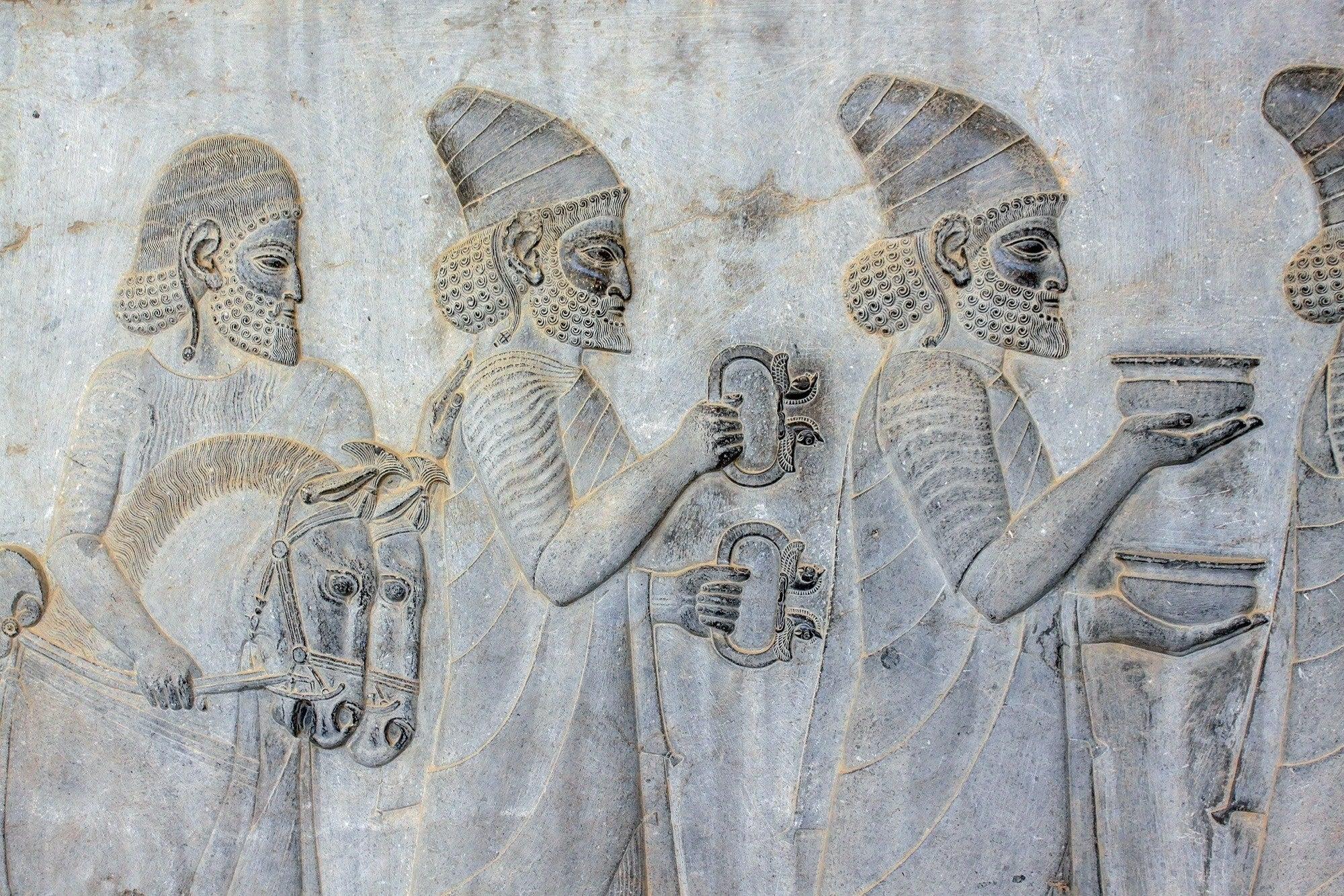 Persepolis figures